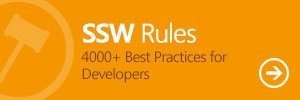 ssw rules