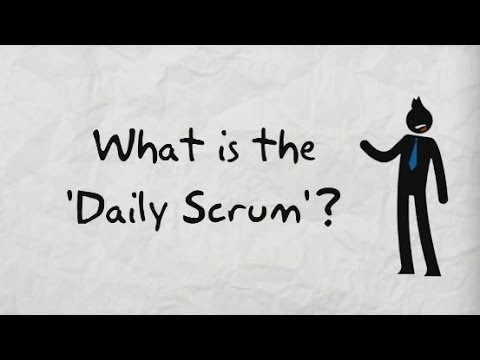 What is the 'Daily Scrum'? – Scrum Guide