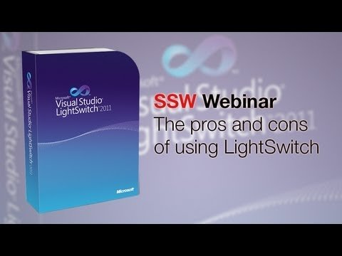 The Pros and Cons of Using LightSwitch to Speed Up Your Development