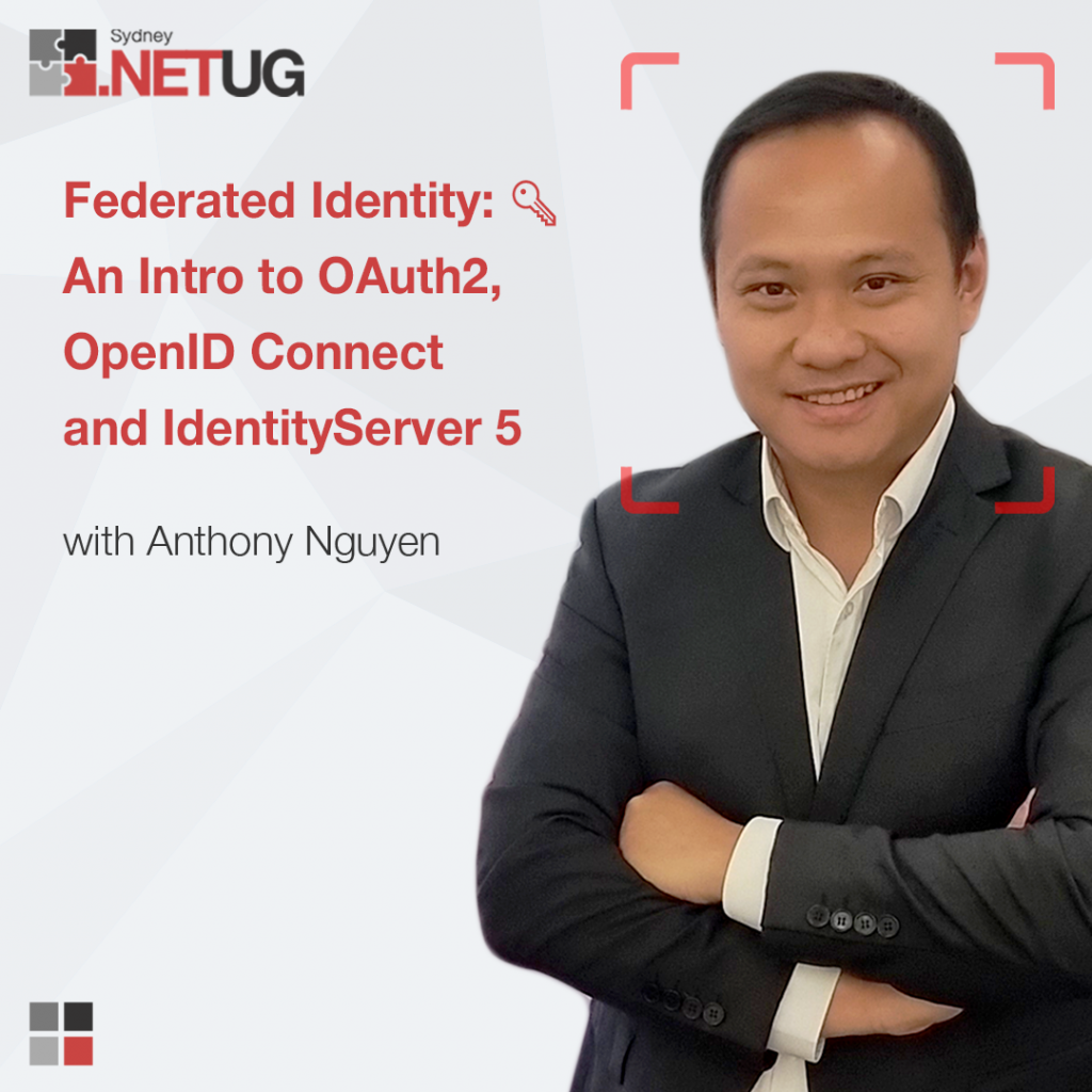 Anthony Nguyen SSW Federated Identity