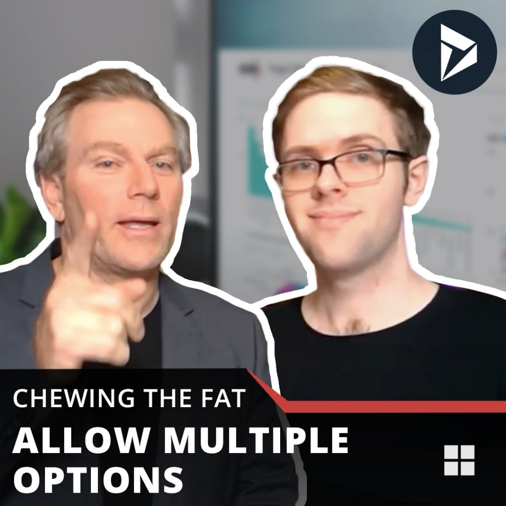 Chewing The Fat Multiple Options