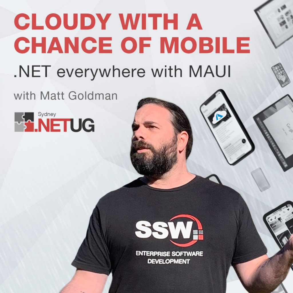 Cloudy with Mobile